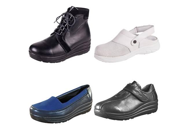 купить бу Ортопедическая Женская Обувь из натуральной кожи. в Сумах