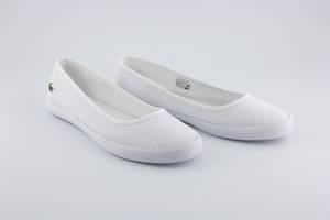 Нові Жіночі балетки Lacoste