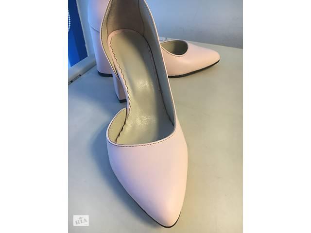 Продам красиві туфлі шкіряні - Жіноче взуття в Одесі на RIA.com 49289b2c32eed