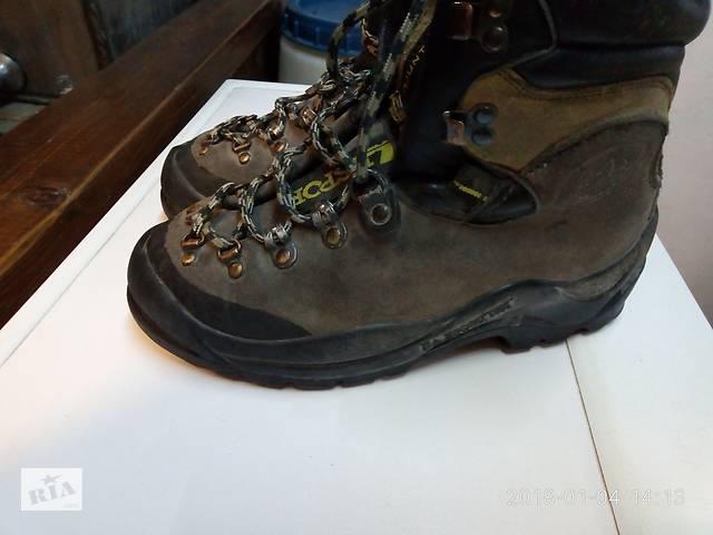 купить бу Терміново ! Продам жіночі гірські черевики для альпінізму La  Sportiva Makalu в Києві 94766cd5313a7