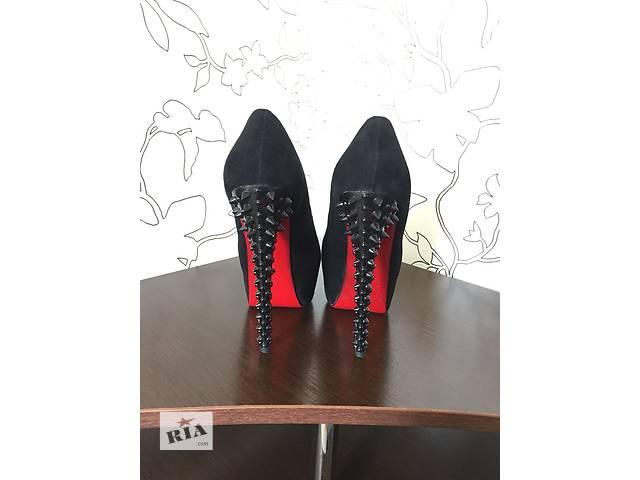 Туфлі Лабутен замшеві MiaMay - Жіноче взуття в Харкові на RIA.com edc163ee6b56d