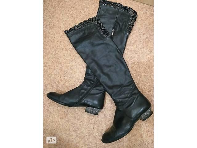 79cd2b9fb5f5c0 Італійські чоботи - Жіноче взуття в Дніпрі (Дніпропетровськ) на RIA.com