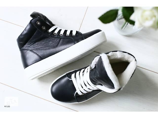 Жіночі зимові черевики на шнурках 39 - Жіноче взуття в Рівному на ... 23cc1fcae10f3