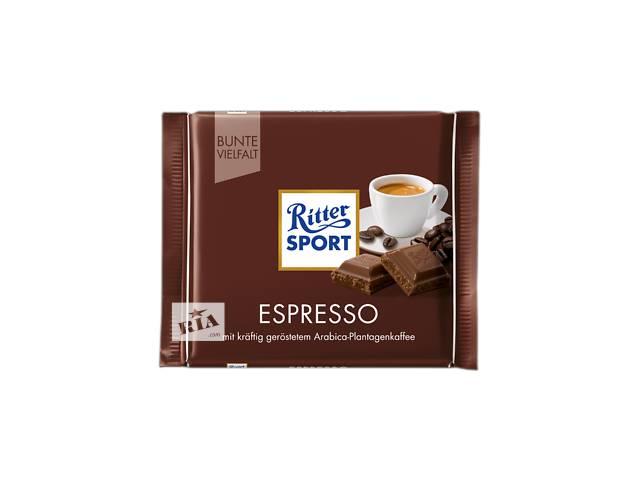 Шоколад Ritter Sport - Эспресо- объявление о продаже  в Харькове