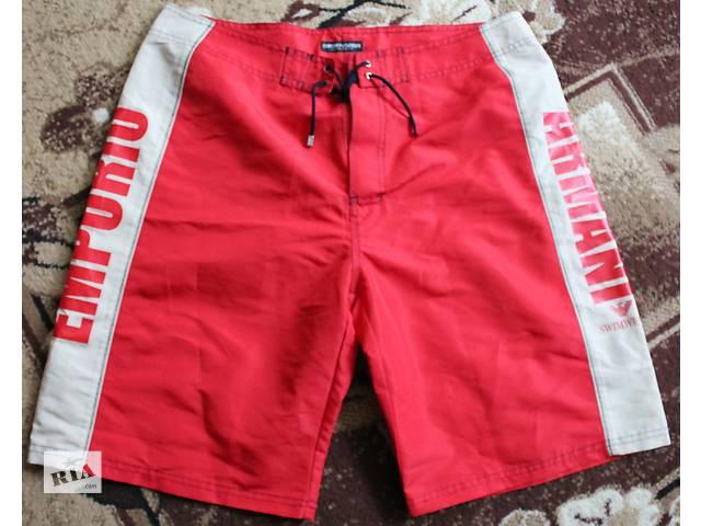 бу Шорти Emporio Armani Swimwear size 52 в Стрые