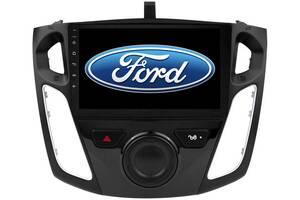 Штатная магнитола для Ford Focus 3 головное устройство DAKOTA 9403 форд фокус 3 большой экран память 4гб 64гб