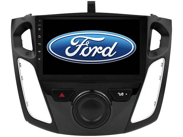 бу Штатная магнитола для Ford Focus 3 головное устройство DAKOTA 9403 форд фокус 3 большой экран память 4гб 64гб в Киеве