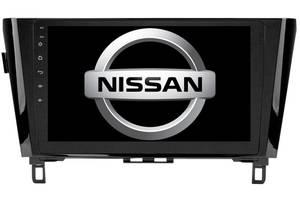 Штатная Магнитола головное устройство для Nissan X-Trail 2014+ Dakota 4gb 64gb DSP + 4G + Голосовое управление