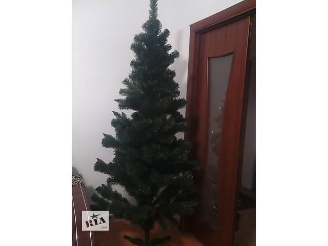 купить бу Искусственная елка (искусственная елка, елка) 220 см. Производство - Польша в Дрогобыче