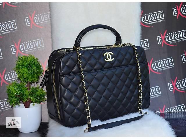 Шикарная сумка Chanel (Шанель).- объявление о продаже  в Чернигове