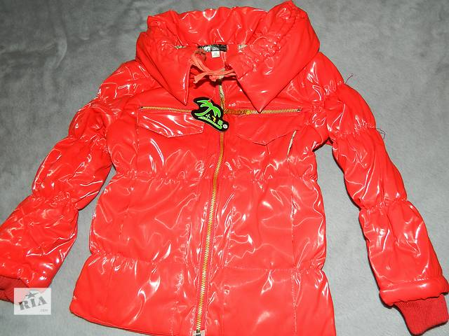 купить бу Шикарные деми курточки на девочек 110-122см Все равно здесь дешевле в Броварах