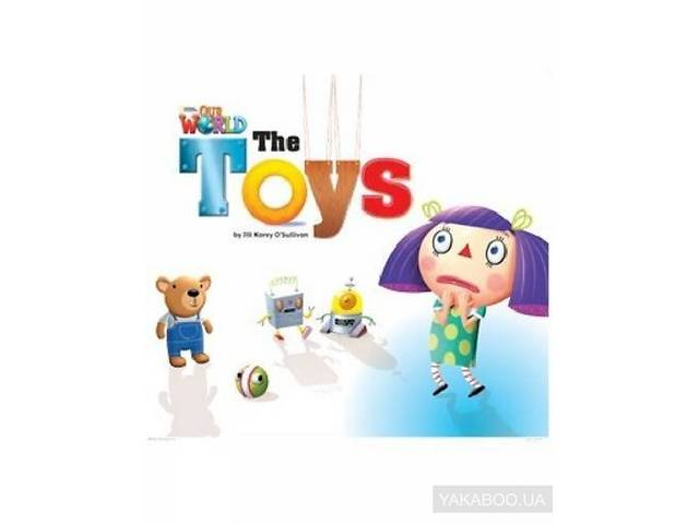 купить бу The Toys Readers в Киеве