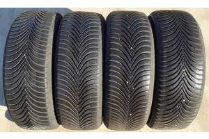 Шини 215/60/16  Michelin Alpin A5  2х7mm 2x6mm протектор зимова гума