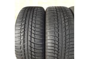 Шини 225/55/16 Bridgestone Blizzak LM001  2х8mm протектор зимова гума