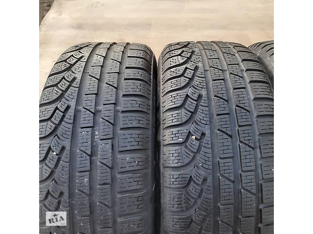 купить бу  Шини 225/55/16 Pirelli Sottozero 2   2х7mm протектор зимова гума в Львове