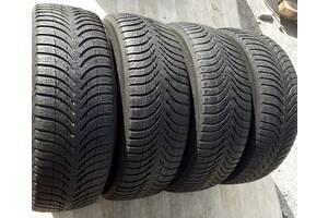 Шини 225/60/16 Michelin Alpin A4  4х5.5-5 mm протектор зимова гума