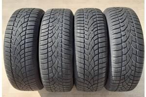 Шини 235/65/17 Dunlop Winter Sport 3D  2х6.5mm 2x5 mm протектор зимова гума