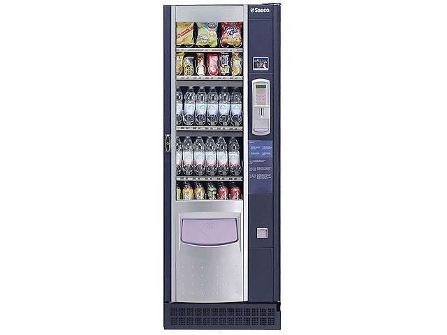 купить бу Снековый автомат Saeco Break Point BP 36, базовое ТО в Киеве