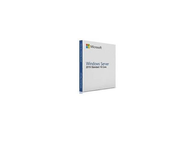 продам ПО Microsoft Windows Svr Std 2019 64Bit Russian DVD 16 Core (P73-07797) бу в Киеве