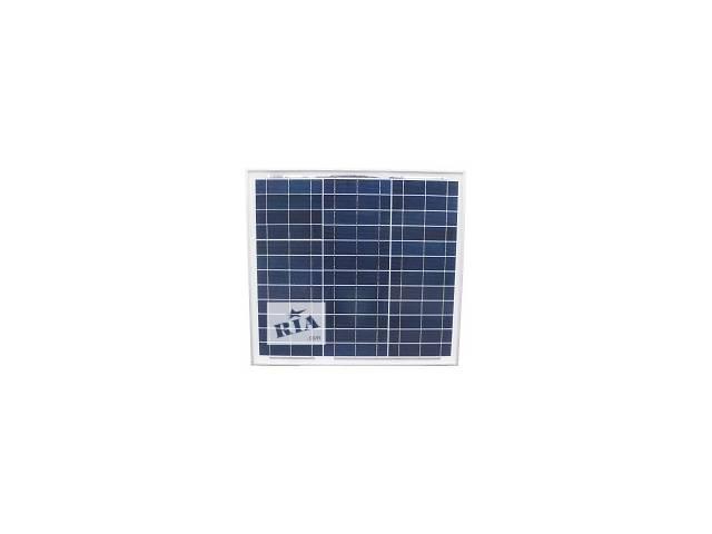 купить бу Солнечная батарея  30Вт, 12В, поликристаллическая в Запорожье
