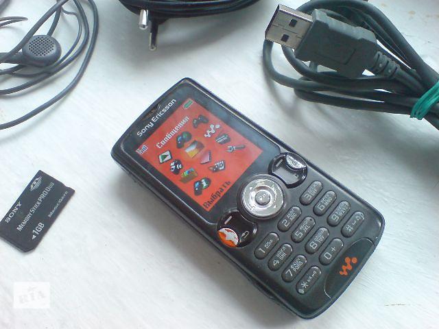 Sony Ericsson w810i оригинал- объявление о продаже  в Киеве