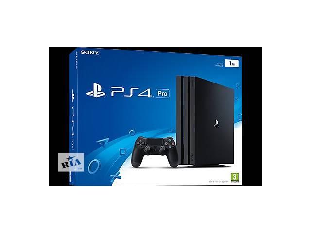 купить бу Sony PlayStation 4 Pro 1TB ( Под заказ из Европы) в Ровно