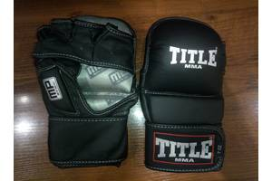 Новые Боксерские перчатки Title