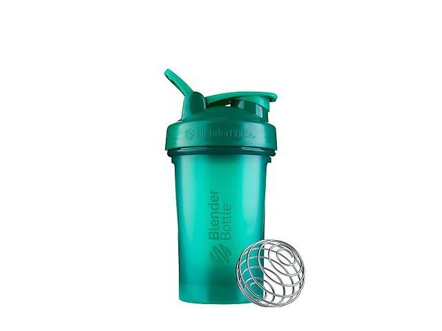 купить бу Шейкер спортивный Blender Bottle Classic Loop Pro Green SKL24-238223 в Одессе