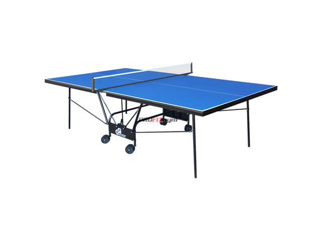 Теннисный стол для помещений Compact Premium (синий) Gk-6- объявление о продаже  в Днепре (Днепропетровск)