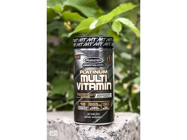 Витаминно-минеральный комплекс от Muscletech (90 капсул) USA