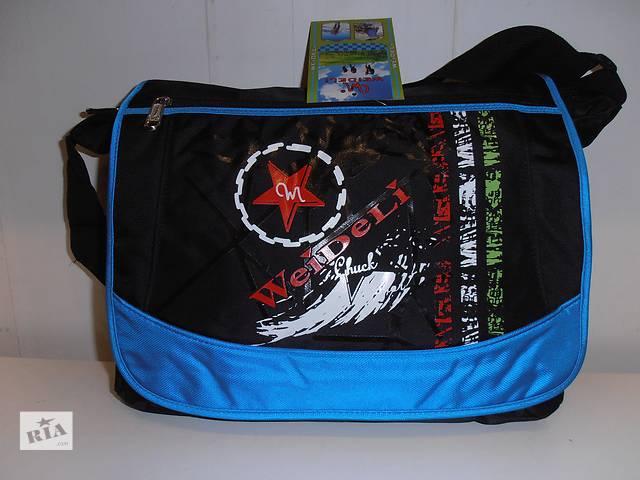 продам Спортивная сумка. модель 1119 бу в Харькове