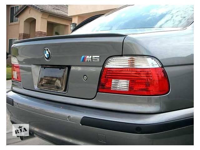 продам Спойлер сабля тюнинг BMW E39 стиль M5 БМВ Е39 бу в Луцке