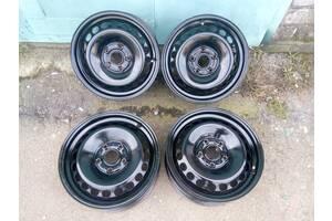 """Ст.диски""""VW AG""""(Germany) на Skoda Octavia A5, R15,6j""""15, 5""""112, ET37, D=57,1 в отм.состоянии"""
