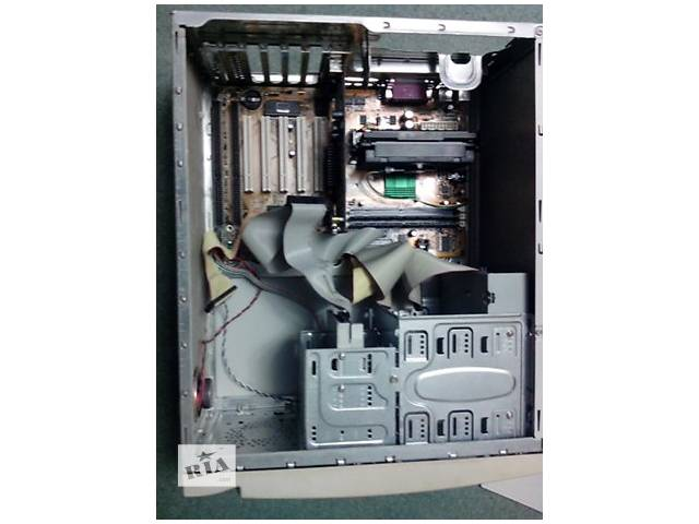 купить бу старый системный блок на Pentium III в Сумах