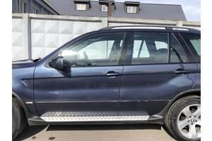 Стекло BMW X5 E53 скло двери кузова БМВ Х5 Е53