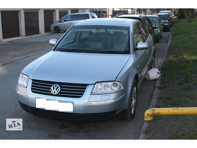 купить бу Стекло двери для седана Volkswagen B5 2001 в Львове
