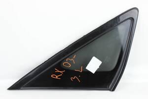 Стекло в кузов заднее левое серое Lexus RX (XU30) 2003-2008 62720-48230 (5001)