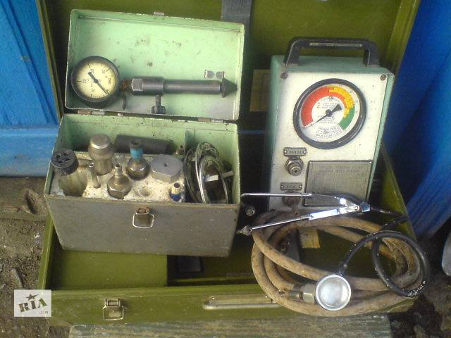 продам Стенд диагностики двигателя бу  в Украине