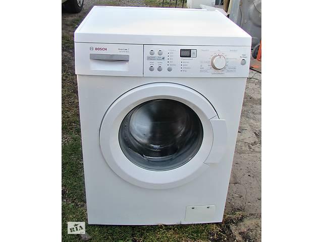 Bosch - на 7 кг з Німеччини- объявление о продаже  в Дубні