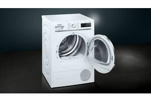 Новые Фронтальные стиральные машинки Siemens