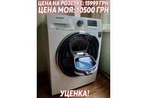 Фронтальні пральні машинки Samsung