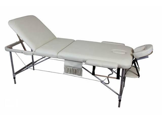продам Стіл для масажу Fit Body (3-х сегментний алюмінієвий). Під замовлення бу в Львові