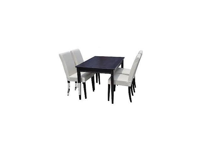 купить бу Стол раскладной Карпаты и стулья в Полтаве