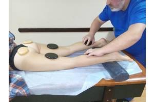 Стоунтерапия (массаж камнями)