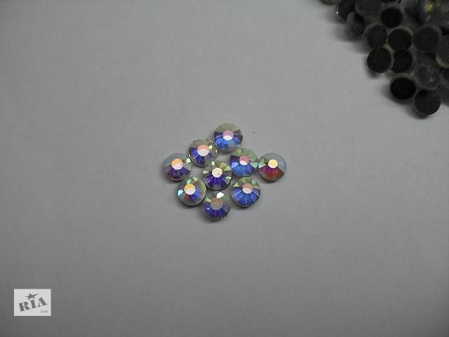 купить бу Стразы DMC Crystal AB, ss20, горячей фиксации, 1440 шт. в Краматорске