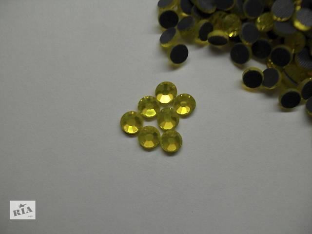 продам Стразы DMC Yellow, ss20, горячей фиксации, 1440 шт. бу в Краматорске