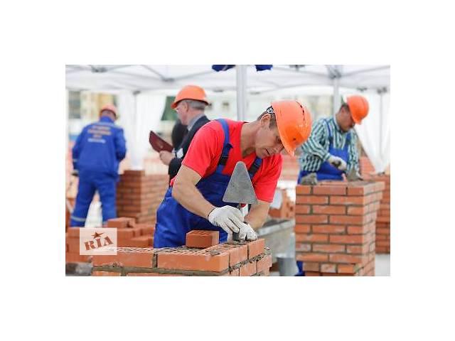 купить бу Строители для работы в Литве (Вильнюс)  в Украине