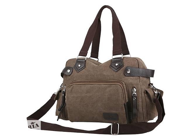 продам Стильная спортивная тканевая сумка. Размер 43-28-18 см. Варианты бу в Киеве
