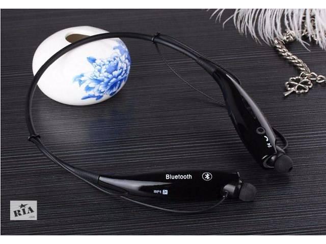 купить бу Стильные Bluetooth 4.0 наушники с хорошими басами HV-800 в Киеве