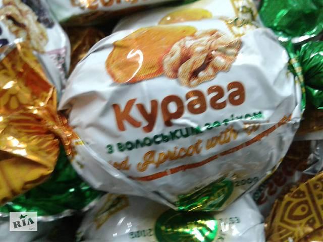 Сухофрукты в шоколаде. Шоколадные конфеты- объявление о продаже  в Киеве